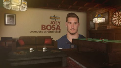 Chargers' Joey Bosa talks about adjustment to NFL