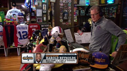 Harold Reynolds breaks down MLB playoffs