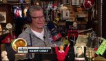 Harry Carray talks about food options in Heaven
