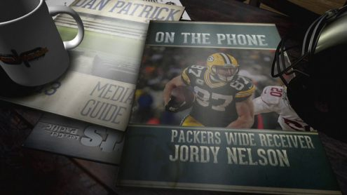 Jordy Nelson says he's earned right to give Aaron Rodgers hard time