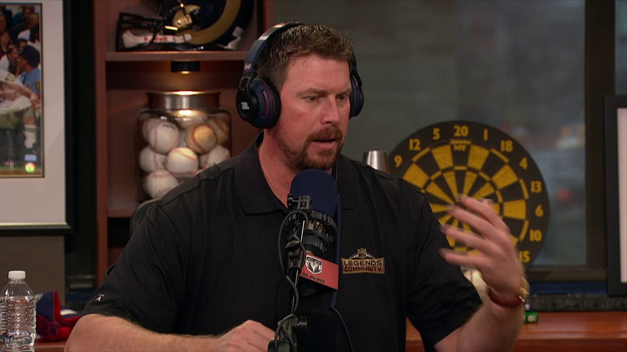Ryan Leaf talks recovery, shares hotline for his recovery community
