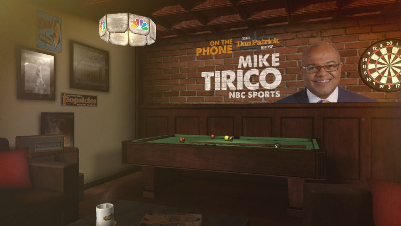 Mike Tirico: Notre Dame Is The Real Deal