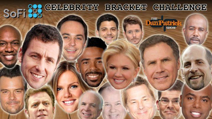 Celebrity Brackets: Stars like Kentucky to win NCAA ...