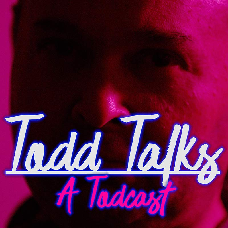 Todd Talks Podcast logo